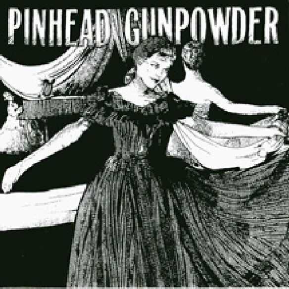 Pinhead Gunpowder - Compulsive Disclosure