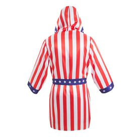 Rocky Apollo Creed Robe and Boxers Set