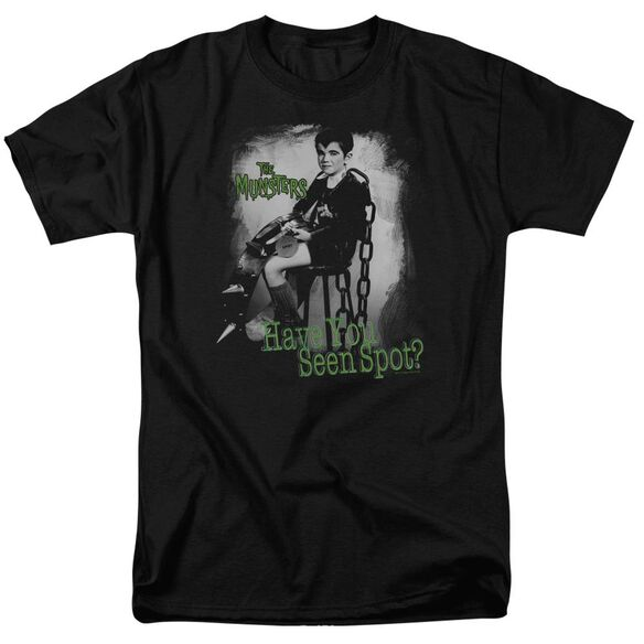 The Munsters Have You Seen Spot Short Sleeve Adult T-Shirt