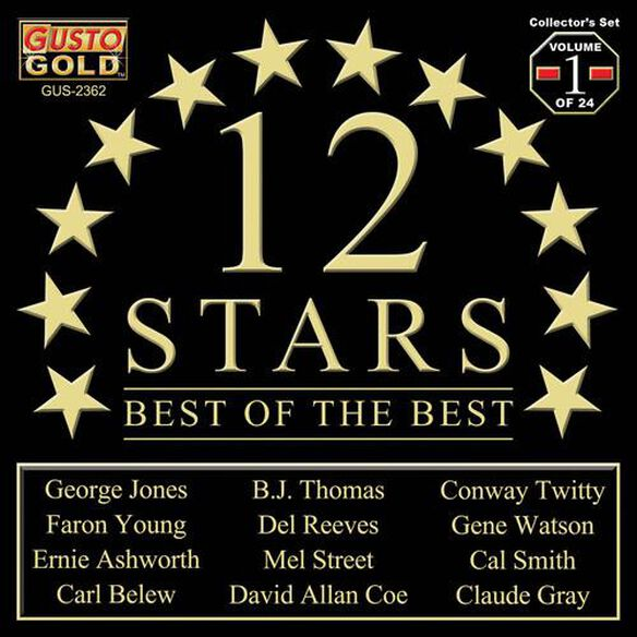 12 Stars Best Of The Best / Various
