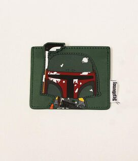 Loungefly Star Wars Boba Fett Credit Card Holder Wallet
