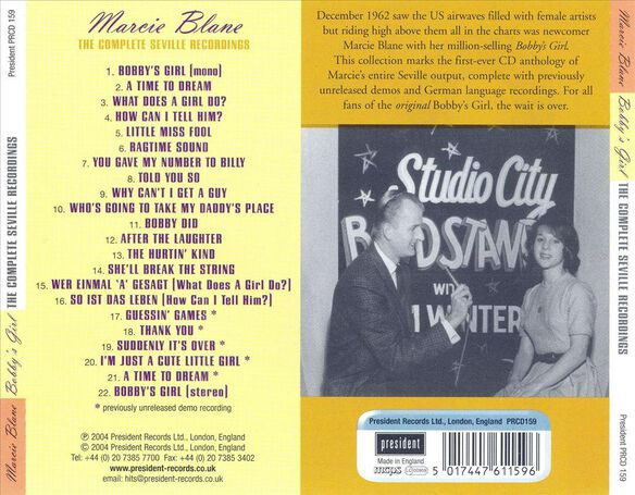 Complete Seville Recordings (Uk)