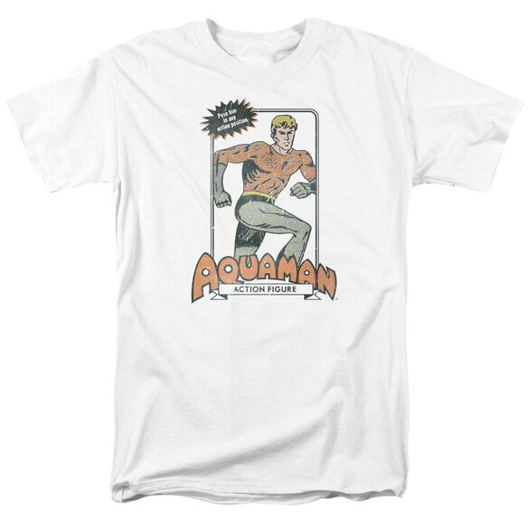 Dc Am Action Figure Short Sleeve Adult T-Shirt