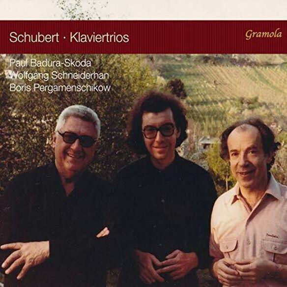 Schubert/ Badura-Skoda/ Pergamenschikow - Klaviertrios