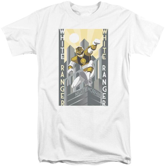 Power Rangers Ranger Duo Short Sleeve Adult Tall T-Shirt