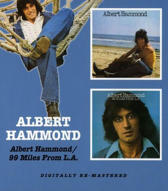 Albert Hammond / 99 Miles From L.A. (Rmst) (Eng)