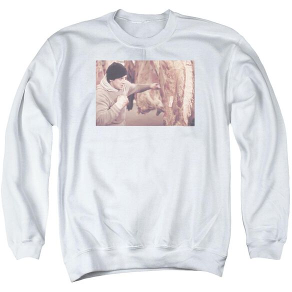 Rocky Meat Locker Adult Crewneck Sweatshirt