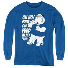 Family Guy In My Pants-youth Long Sleeve