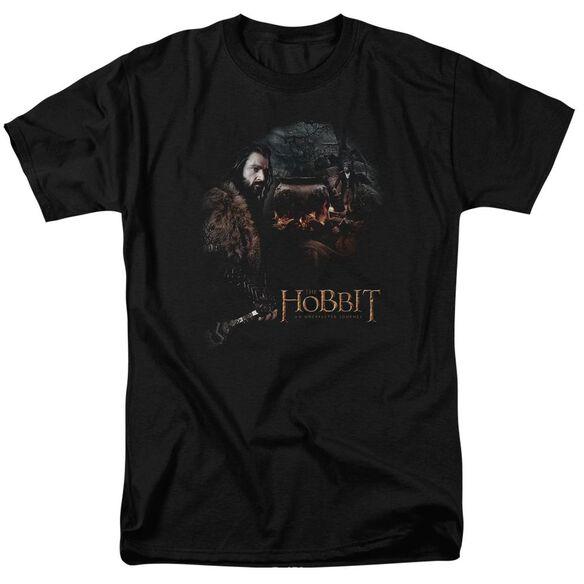 The Hobbit Cauldron Short Sleeve Adult T-Shirt