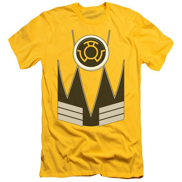 Green Lantern Sinestro Short Sleeve Adult T-Shirt