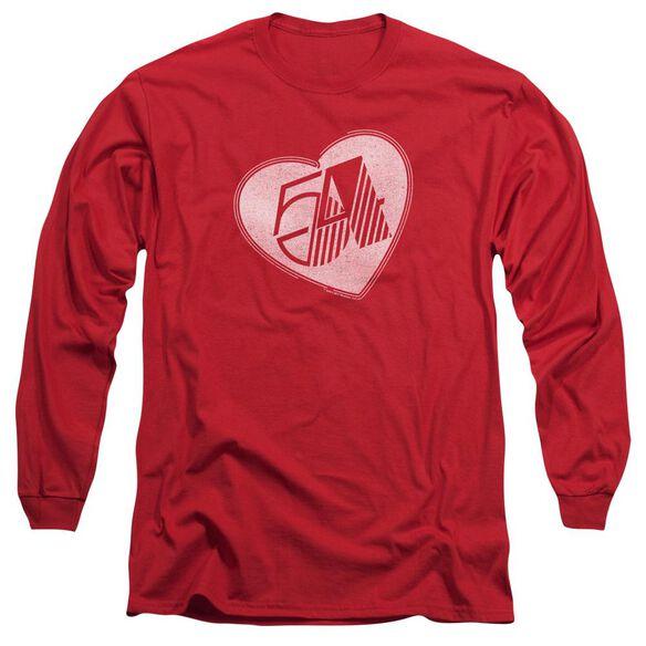 Studio 54 I Heart Studio 54 Long Sleeve Adult T-Shirt