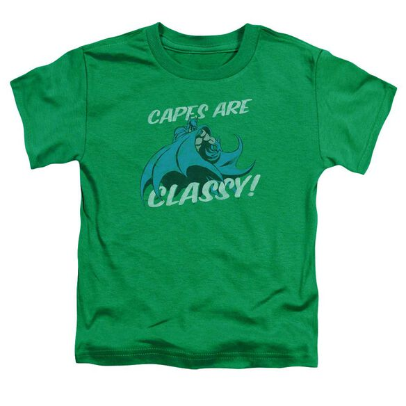 Dc Classy Short Sleeve Toddler Tee Kelly Green Sm T-Shirt