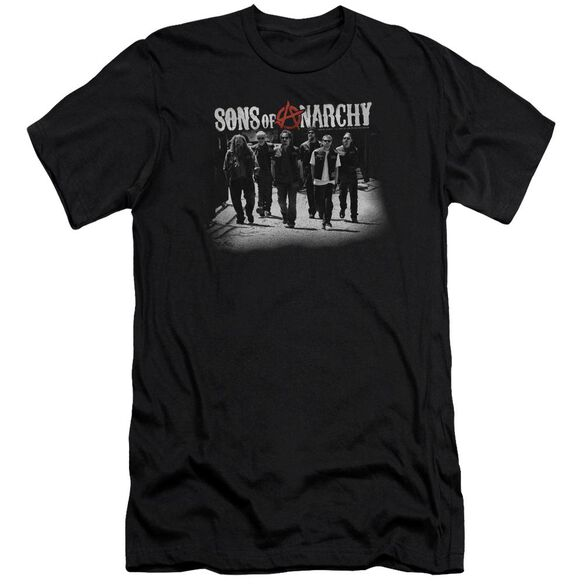 Sons Of Anarchy Rolling Deep Premuim Canvas Adult Slim Fit