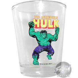 Marvel Action Shot Glass Set