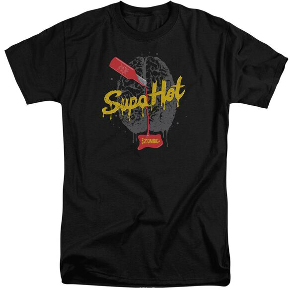 Izombie Supa Hot Short Sleeve Adult Tall T-Shirt