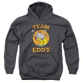 Ed Edd N Eddy Team Eddy Youth Pull Over Hoodie