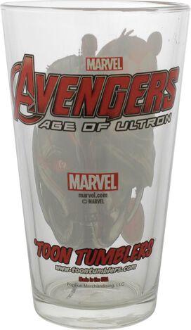 Avengers Age of Ultron Vision TT Pint Glass