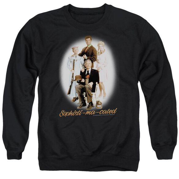 Beverly Hillbillies Sophistimacated Adult Crewneck Sweatshirt