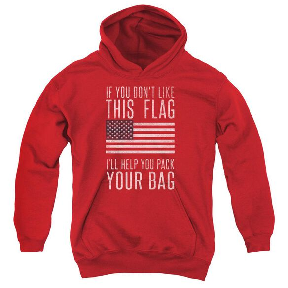 Pack Your Bag Youth Pull Over Hoodie