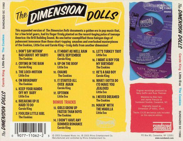 The Dimension Dolls 0903