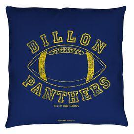Friday Night Lights Dillon Panthers Throw