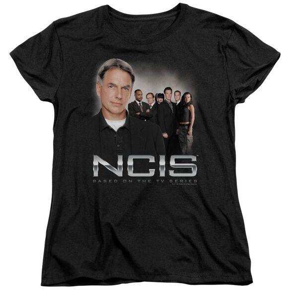 Ncis Investigators Short Sleeve Womens Tee T-Shirt