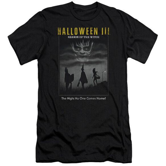 Halloween Iii Kids Poster Premuim Canvas Adult Slim Fit