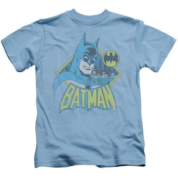 Dc Watch Yourself Short Sleeve Juvenile Carolina Blue T-Shirt