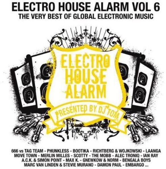 Electro House Alarm 6 / Various