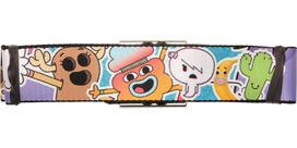 Gumball Elmore Students Seatbelt Belt