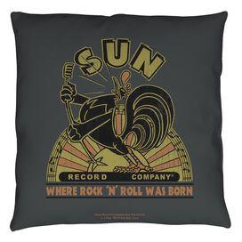 Sun Records Sun Rooster Throw