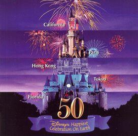 Disney - Disney's Happiest Celebration on Earth