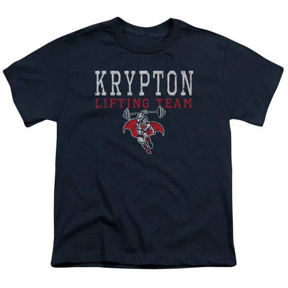 Dco Krpton Lifting Short Sleeve Youth T-Shirt