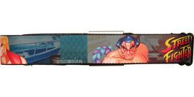 Street Fighter 2 Battle Grounds Seatbelt Belt