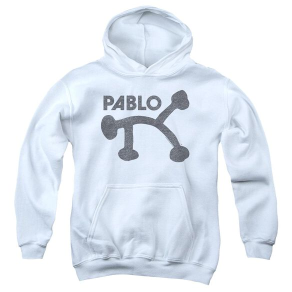 Pablo Retro Pablo Youth Pull Over Hoodie