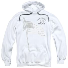 Army Tristar Adult Pull Over Hoodie