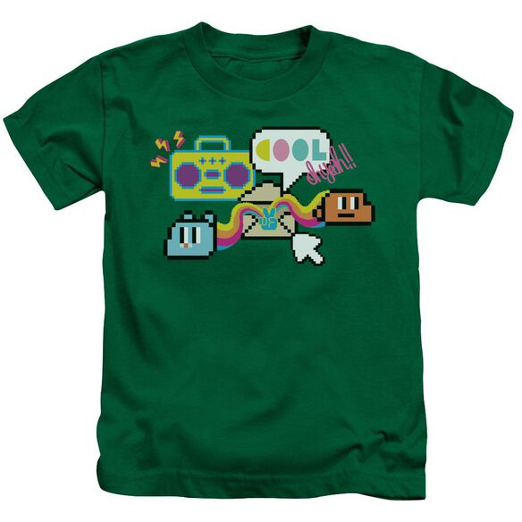Amazing World Of Gumball Cool Oh Yeah Short Sleeve Juvenile Kelly T-Shirt