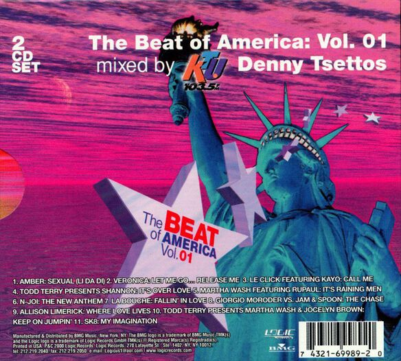 Beat Of America Vol.1 300