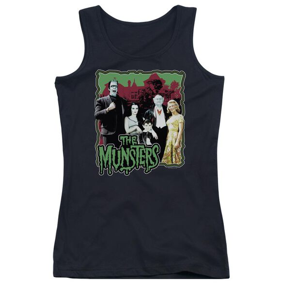 The Munsters Normal Family Juniors Tank Top