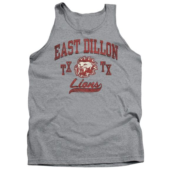 Friday Night Lights Athletic Lions Adult Tank Athletic Athletic