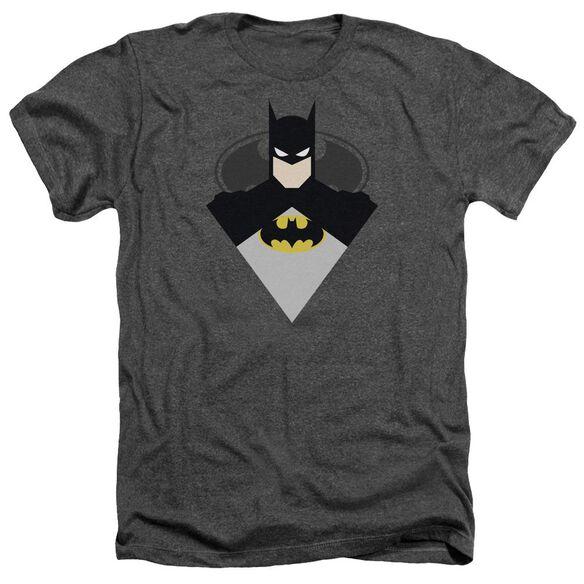 Batman Simple Bat Adult Heather