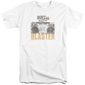 Scott Weiland Blaster Short Sleeve Adult Tall T-Shirt