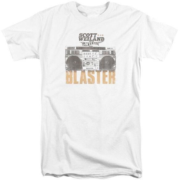 Scott Weiland Blaster Short Sleeve Adult Tall T-Shirt