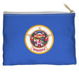 Minnesota Flag Accessory Pouch