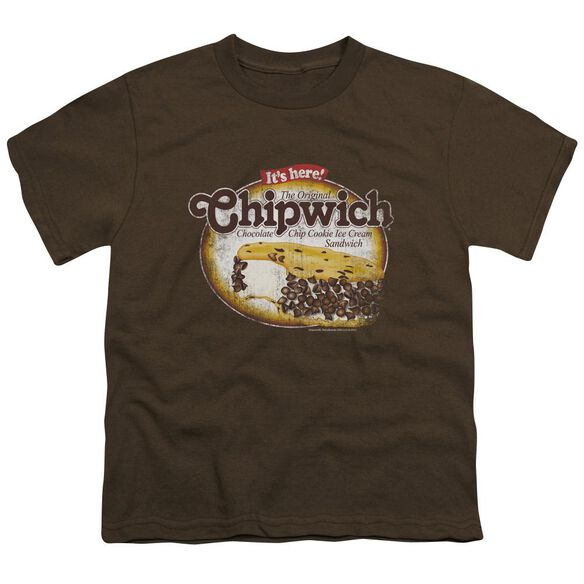 Chipwich Distressed Chipwich Short Sleeve Youth T-Shirt