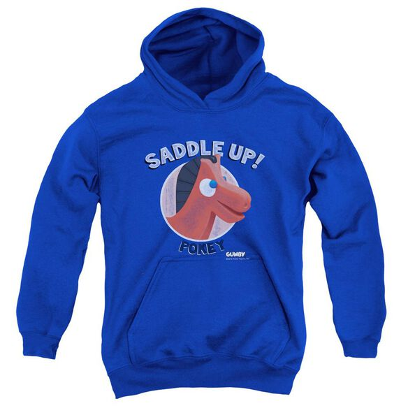Gumby Saddle Up Youth Pull Over Hoodie