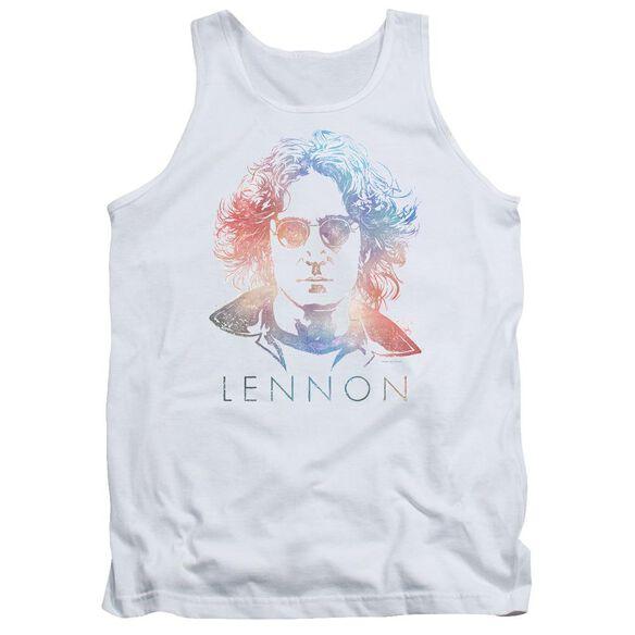 John Lennon Colorful Adult Tank