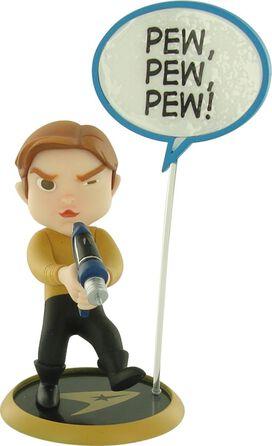Star Trek Trekkies Kirk Q-Pop Figurine
