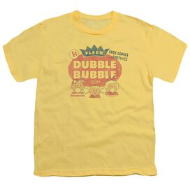 Dubble Bubble One Cent Short Sleeve Youth T-Shirt