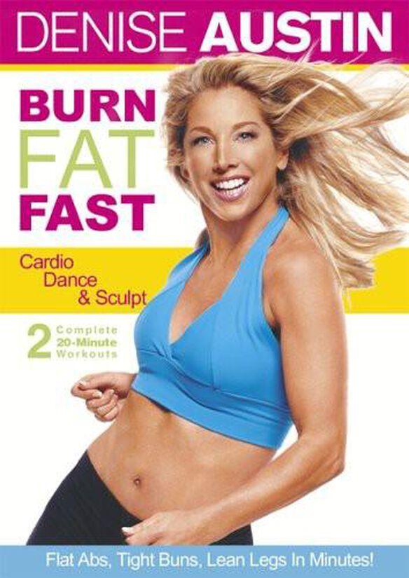 Burn Fat Fast - Cardio Dance & Sculpt